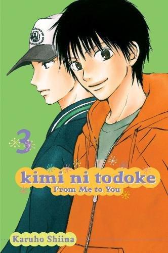 KIMI NI TODOKE GN VOL 03 FROM ME TO YOU por Karuho Shiina