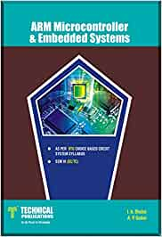 Buy Arm Microcontroller Embedded Systems For Vtu Sem Vi Ec Tc Course 2015 Book Online At Low Prices In India Arm Microcontroller Embedded Systems For Vtu Sem Vi Ec Tc Course 2015 Reviews Ratings