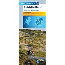 ANWB Fietskaart 14 Zuid-Holland 1 : 50 000: Rotterdam & Den Haag (ANWB fietsmap (14))