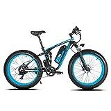 Neumático al aire libre 26 x 4.0 Bicicleta de montaña eléctrica Extrbici XF800 1000W 48V 13A...
