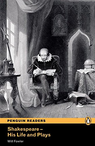 Penguin Readers 4: Shakespeare-His Life and Plays Book & MP3 Pack (Pearson English Graded Readers) (Books Reader Play)