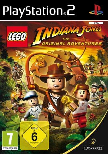 Lego Indiana Jones [Software Pyramide] [import allemand]