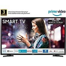 Samsung 123 cm (49 Inches) Full HD LED Smart TV UA49N5300AR (Black) (2018 model)