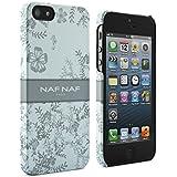 Coques NAF NAF Paris pour iPhone 5 (Feuilles Vertes)