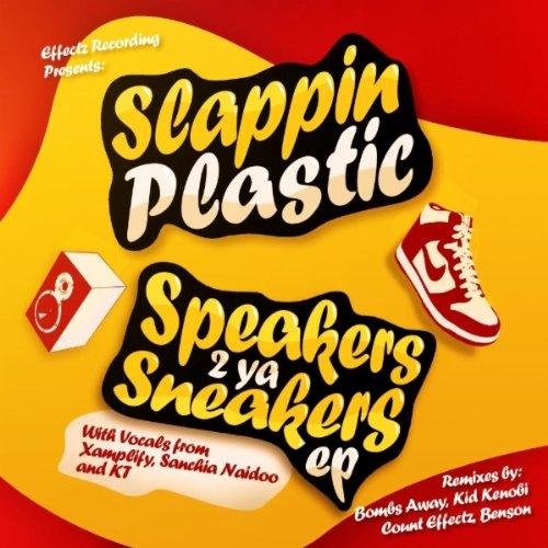 Speakers 2 Ya Sneakers (Benson Remix) (Benson Sneaker)