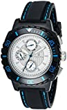 Maxima 30770PPGN Hybrid Collection Analog White Dial Men's Watch (30770PPGN)