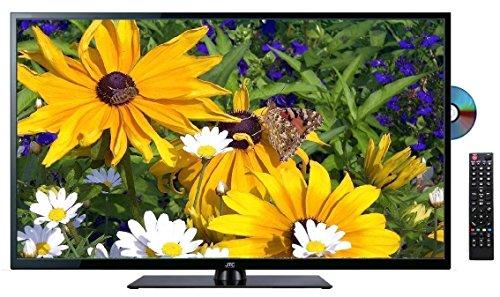 """40"""" Zoll Full HD LED-Fernseher von JTC - neues Modell DVX4 , integrierter DVD Player, Bildschirmdiagonale 101,6 cm , mit eingebautem Triple Tuner ,empfängt Satelliten- , Kabel- DVB-T und DVB-T2 Signale ohne zusätzlichen Receiver. Der integrierte DVD Player spielt Ihre Lieblings-DVD`s in allen gängigen Formaten ab."""