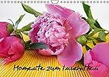 Momente zum Innehalten (Wandkalender 2019 DIN A4 quer): Ein kleines Wellness-Programm mit duftenden Blüten für zu Hause (Monatskalender, 14 Seiten ) (CALVENDO Gesundheit)