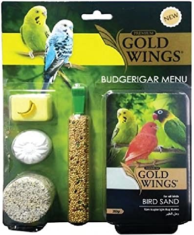 Goldwings Liberta Starter Kit for Budgies and Birds