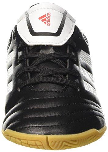 adidas Copa 74 in J, Scarpe da Calcio Unisex – Bambini Nero (Core Black/footwear White/core Black)