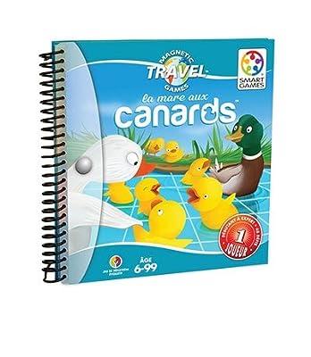 Smartgames - SGT 270 FR-8 - La Mare aux Canards - Jeu de Réflexion et de Logique