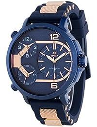 Marea Reloj Cronógrafo para Hombre con Correa de Silicona – B54088/6