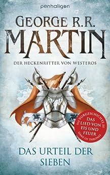 Der Heckenritter von Westeros: Das Urteil der Sieben von [Martin, George R.R.]
