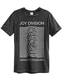 Joy Division 'Unknown Pleasures' T-Shirt - Amplified Clothing