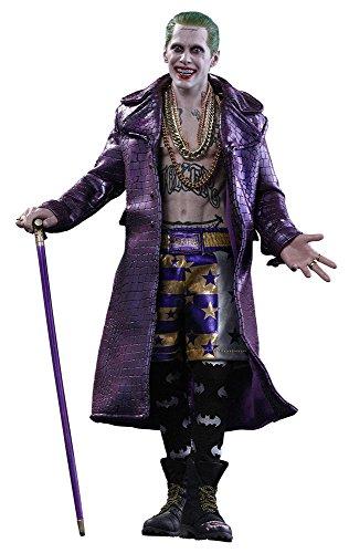 Hot Toys Movie Masterpiece - Suicide Squad - The Joker (Purple Coat Version)