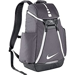 Nike Hoops Elite Max Air Team Mochila, Hombre, Gris (Charcoal / Dark Grey / White), Talla Única