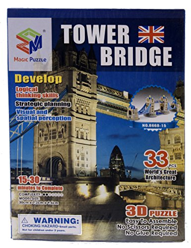 Clementoni Puzzle Cornice Leaning Tower 33 PZ - Made in Italy