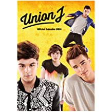 Official Union J 2014 Calendar (Calendars 2014)
