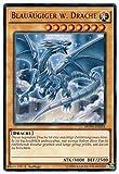MVP1-DE055 Blauäugiger w. Drache 1. Auflage ultra rare, Yu-Gi-Oh!