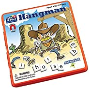 Patch Products Take 'N' Play Anywhere Juego magnético Hangman, Otros, Mu