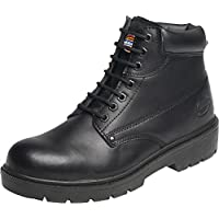 Dickies Antrim Super Safety Workwear Boots Dual Density Slip Resistant Footwears