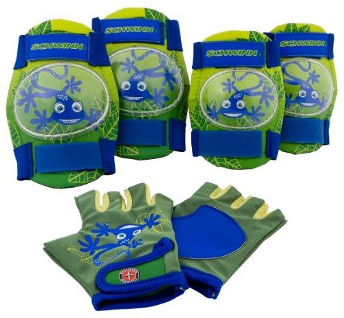 schwinn-child-gloves-knee-and-elbow-pads