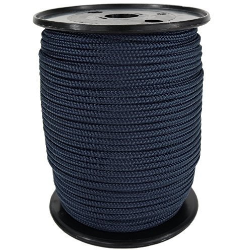 corde-cordage-pp-3mm-100m-bleu-marine-0112-tresse-polypropylene