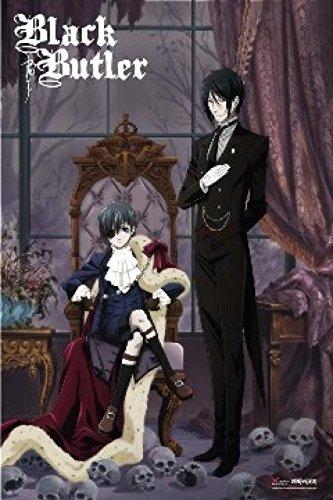 k Bulter Anime Laminiertes Plakat (60,96 x 91,44 cm) ()