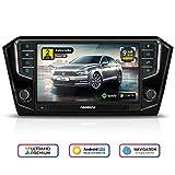 Autoradio Android Neotone WRX-905B8 pour VW Passat B8 Can-Bus intégré, GPS Navigation, Dab+, USB, Octa-Core, 4K Ultra HD vidéo, Wi-FI, Bluetooth, MirrorLink, RDS