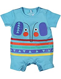 boboli Knit Play Suit For Baby Boy, Body para Bebés
