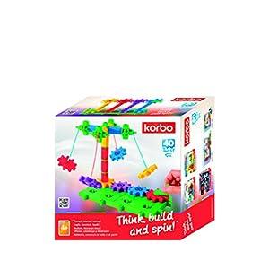 Korbo - Juguete Educativo 40 Twist (Remi 1021)