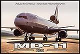 McDonnell Douglas MD-11 Calendar 2015 (Format A3)   Flugzeug und Luftfahrt-Jahreskalender
