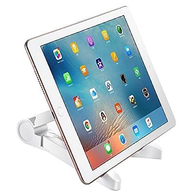 VRLEGEND Universal Tablet Halterung Tablet Ständer Halter Klappständer für Tablet-PCs 7-10 Zoll iPad mini / iPad air / iPad pro 9.7 / Andere Tablet von VRLEGEND bei Du und dein Garten