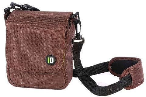 Ideal Solution ID-Hybag Sac pour Appareil Photo Reflex/Hybride/Objectif Vert
