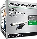 Rameder Komplettsatz, Dachträger Pick-Up für OPEL Vectra C Caravan (111286-05057-6)