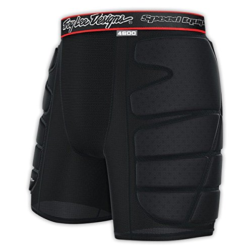 TROY LEE DESIGNS LPS 4600 HOT WEATHER   PANTALONES CORTOS DE CICLISMO PARA HOMBRE  COLOR NEGRO  TALLA XL