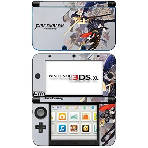 Fire Emblem Awakening Game Skin for Nintendo 3DS XL Console by Skinhub