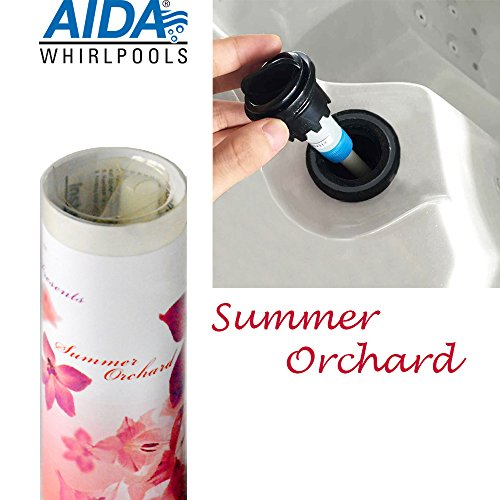 Plantara Summer Orchard Obstgarten Aroma, Duft, Dufteinsatz Duftstick für Aromatherapie, für Outdoor Whirlpool, Jacuzzi, Spa