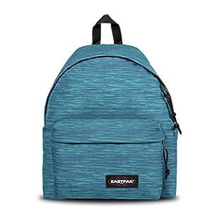 Eastpak Pak'R Imbottito Zaino, Blu (Knit Blue)