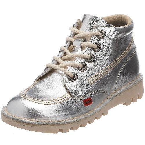 Kickers Unisex Kids Kick Hi Core Boots