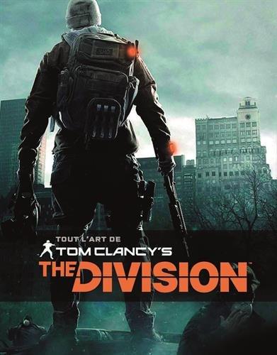 Tout l'art de Tom Clancy's The Division par Andy McVittie