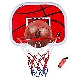 MAJOZ Basketballkorb Basketballbrett mit Korb 38cm Upgrade-Typ Outdoor Sport Schießen Spielzeug Für Kinder