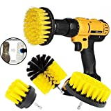 Yukio Baumarkt - Bohrmaschine Reiniger-Bürste Reinigungs-Kit 360° Scrubbing Power Scrubber für Auto,Küche,Teppich, Badezimmer, exc (Typ 3)