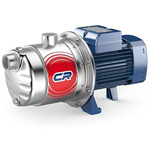 Stainless Steel 304 Multi Stage Centrifugal Pump 4CRm100N 1Hp 230V 4CR Pedrollo