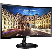 """Samsung C27F390 Monitor Curvo FHD da 27"""""""