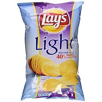 Lay s Light Patatas Fritas...