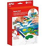 APLI Kids - Caja Sand Art, colorea con arena (13749)