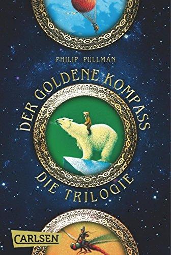 His Dark Materials: Der Goldene Kompass – Die Trilogie (Gesamtausgabe) (Rick Riordan-box)