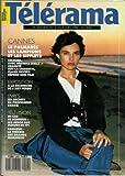 Télérama - n°2055 - 31/05/1989 - Béatrice Dalle / Chimère chahuté sur la croisette