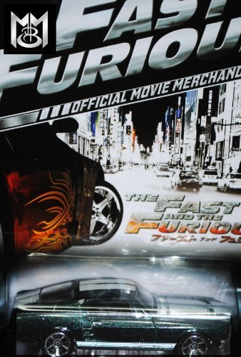 2013 Hot Wheels Fast & Furious Exclusive Limited Edition - '67 FORD MUSTANG [4/8] Extremely Rare!! by Hot Wheels (Hot Wheels Mustang)